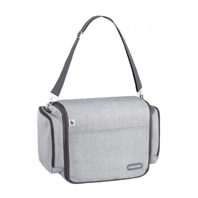 BabyMoov - Couffin nomade Travelnest Smokey - pas cher Achat   Vente Sacs à  langer - RueDuCommerce 482844235822
