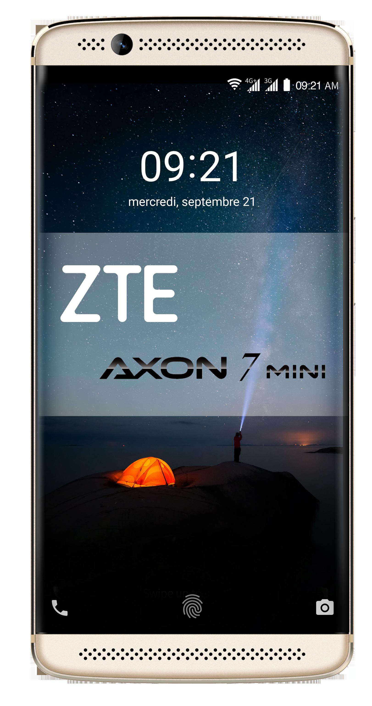 Axon 7 Mini - Or