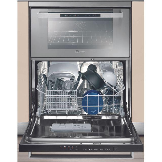 Candy - Lave-vaisselle Cuisson Encastrable Duo609X