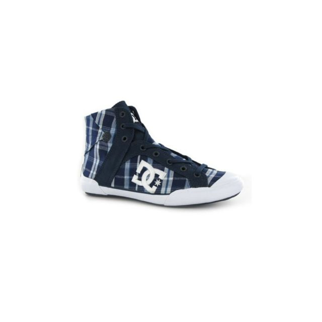 5279b9c8660 Dc - Chaussures Shoes Chelsea Z Hse - Navy - pas cher Achat   Vente ...