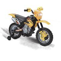 No Name - Mgm Moto Cross Jaune - Véhicule pour Enfant