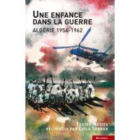 Bleu Autour - une enfance dans la guerre ; Algérie 1954-1962