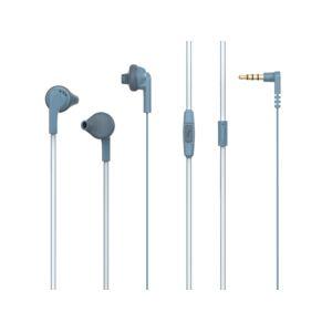 CARREFOUR - Ecouteurs intra-auriculaires - PSINTM10BU - Bleu
