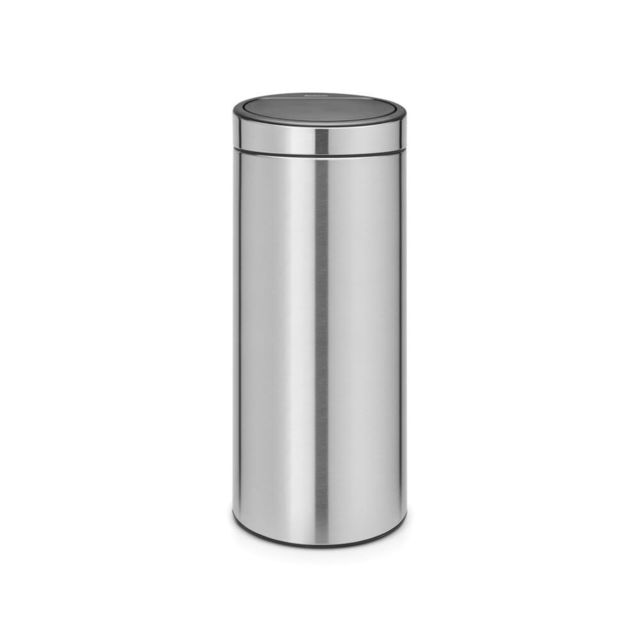 BRABANTIA Touch Bin New, 30L - Matt Steel