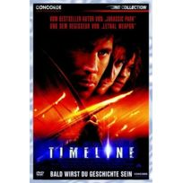 Concorde Home Entertainment Gmbh - Timeline DVD, IMPORT Allemand, IMPORT Dvd - Edition simple