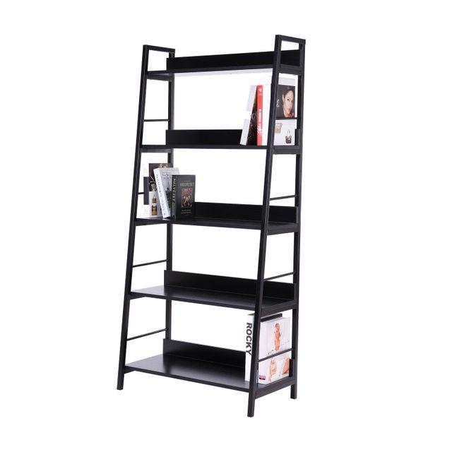 etag re acier bois. Black Bedroom Furniture Sets. Home Design Ideas