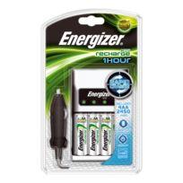 Energizer - Chargeur pile rapide - accus 4