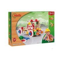 Baufix - 13110400 - Jeu De Construction - Multi Set 2
