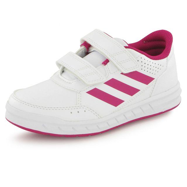 meilleures offres sur grande remise courir chaussures Adidas performance - Altasport blanc, baskets mode enfant 33 ...