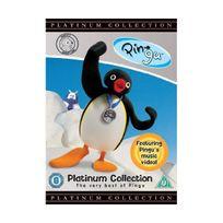 Hit Entertainment - Pingu: the Platinum Collection Import anglais