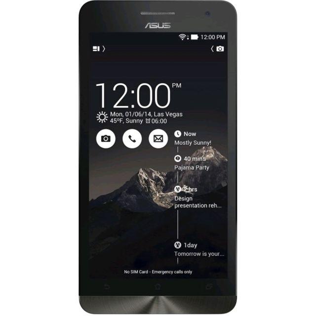 Asus ZenFone 6 Noir Pas Cher