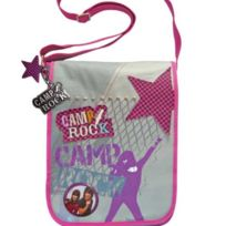 United Labels - Sas - A0903732 - Jeu De Plein Air - Sac BandouliÈRE Camp Rock