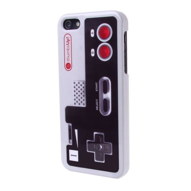 coque iphone 4 4s manette nes