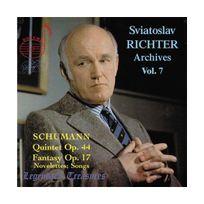 Doremi - Quintette Avec Piano Op. 44, Fantaisie Op. 17, Novelettes Op. 21 N1 Et N2, 2 Lieder