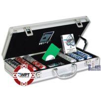 Poker Production - Wpt Tournament Set : 300 jetons
