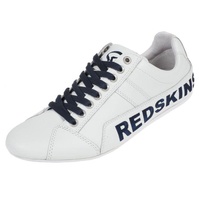 basket redskins blanche