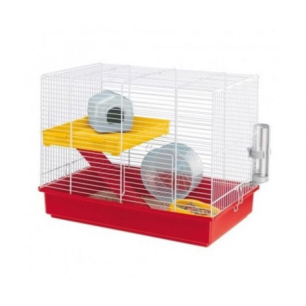 save up to 80% genuine shoes presenting Cage hamster Duo à étages
