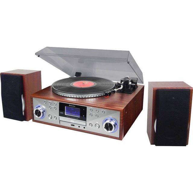 ROADSTAR - Chaine platine CD MP3 Bluetooth HIF-8899BT