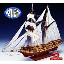 Constructor - Maquette bateau en bois : Albatros