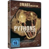 Knm Home Entertainment GmbH - Pythons 2 - Lautlos, Schnell?TÖDLICH! IMPORT Allemand, IMPORT Dvd - Edition simple