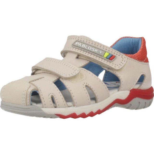 Sandales, sabots, mules et tongs pour enfant 059002, Gris