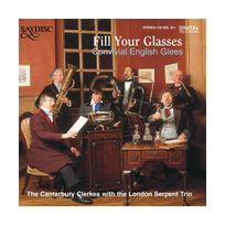 Saydisc - Fill Your Glasses