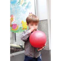Gymnic - Ballon soft play bleu mousse pvc