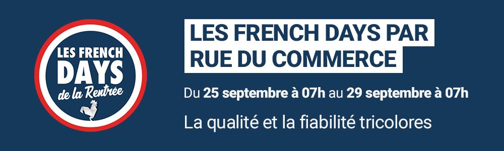 Les French Days Rue du Commerce