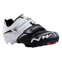 Northwave - Chaussures Spike Evo blanc noir