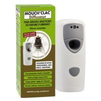 MOUCH'CLAC - diffuseur automatique programmable avec télécommande - i360tc