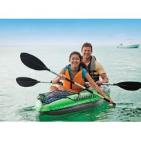 INTEX - Kayak gonflable 2 places CHALLENGER K2