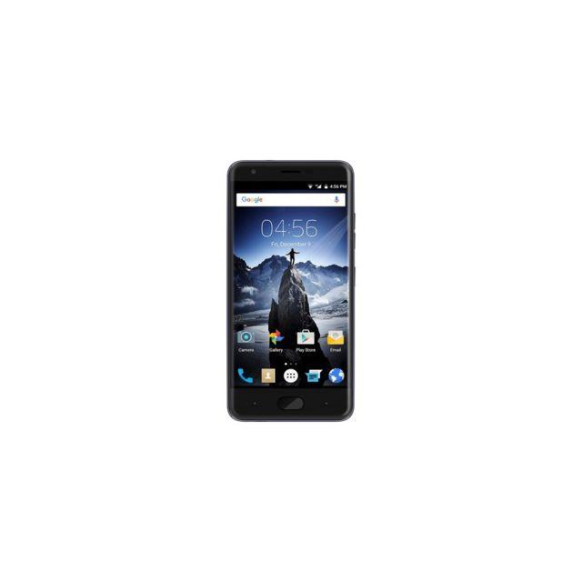 Auto-hightech Smartphone 5 pouces 4G , Android 6.0, Quad Core avec Wifi et bluetooth - Noir