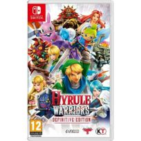 Nintendo - Hyrule Warriors Definitive Edition