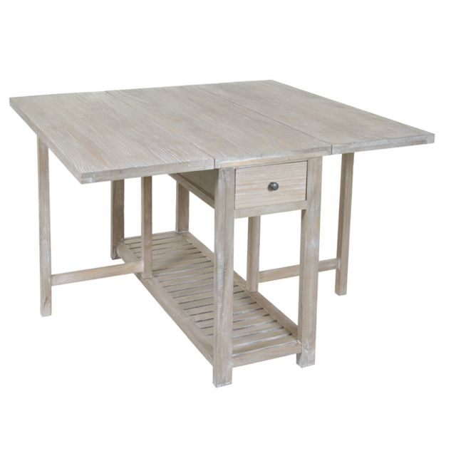 Santiago Pons Home Beauty Table pliable Paula