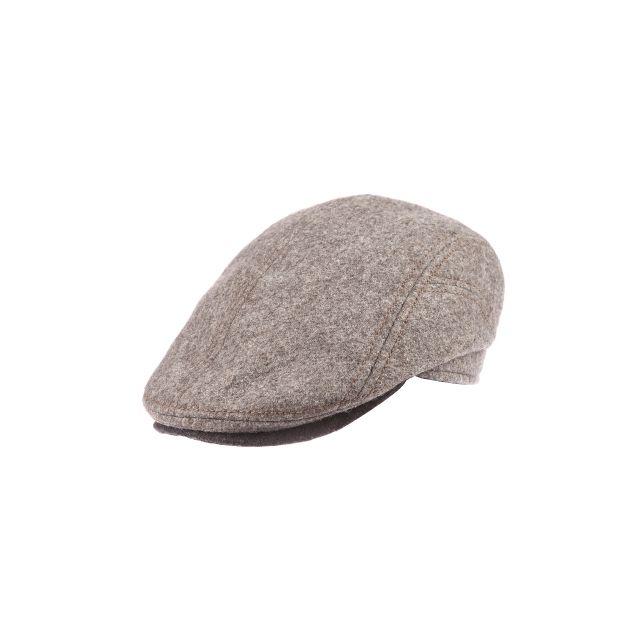 a74a56f2a9af Göttmann - Béret casquette Belvedere en laine vierge grise - pas cher Achat    Vente Casquettes, bonnets, chapeaux - RueDuCommerce