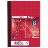 Business - manifold ncr 148x105 50/3