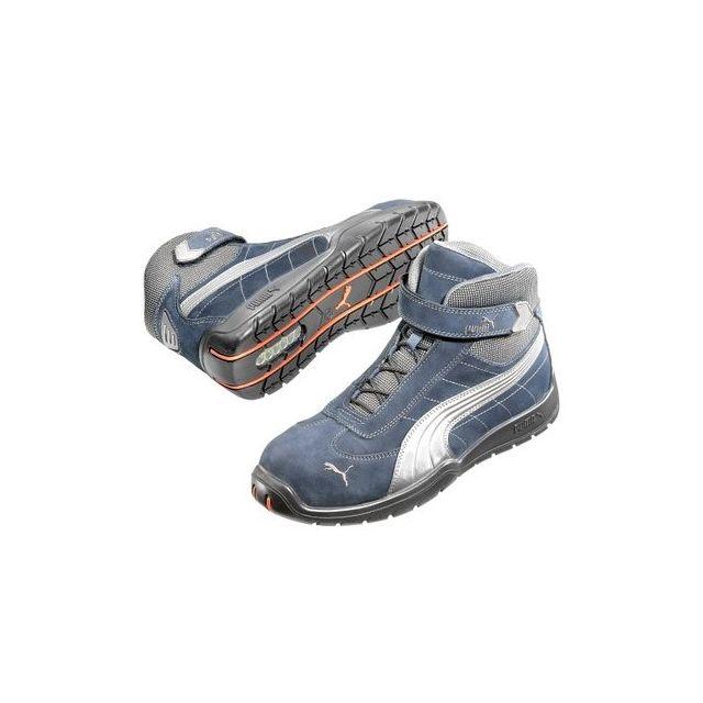 chaussure de securite puma homme montante