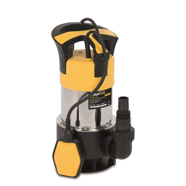 Powerplus Pompe Submersible 750 Watts