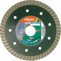 Norton Clipper - Disque diamant NORTON Super Grés XT Ø 230 mm Alésage 25.4 - 70184627653