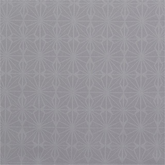 MARQUE GENERIQUE Nappe carrée en polyester Nappe carrée 150x150 cm en polyester - gris
