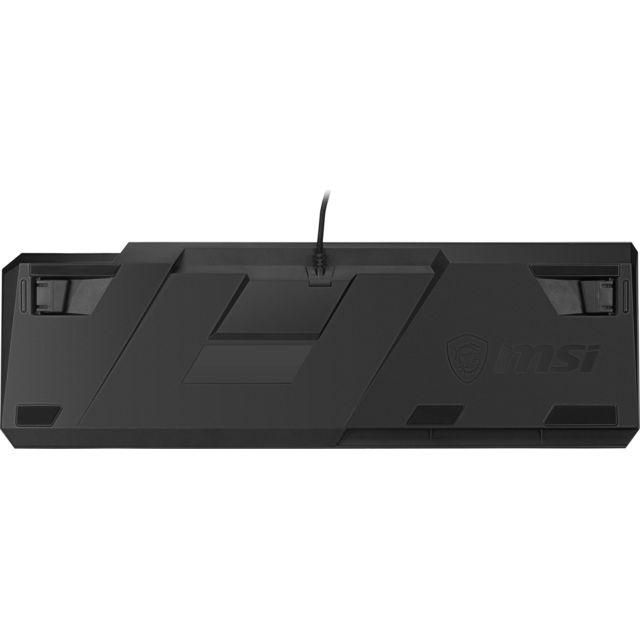 Clavier filaire MSI Vigor GK50 Noir Clavier Achat & prix