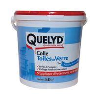 Quelyd - Colle Toiles de verre 10Kg - 30601713