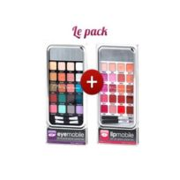 Mark Wins - Markwins Maquillage Pack Eye and Lip Mobile