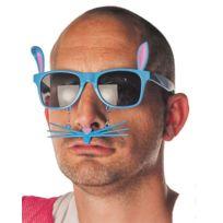 Party pro - Lunettes Fantaisie Lapin - Bleue