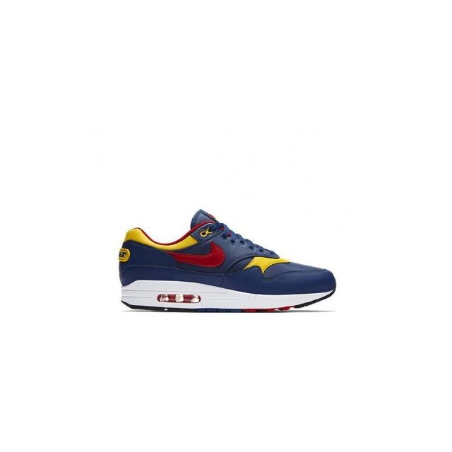 Air Max 1 Premium 875844 403 Age Adulte, Couleur Bleu, Genre Homme, Taille 39