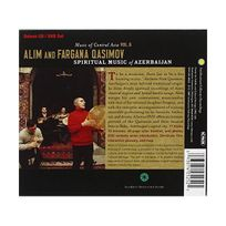 Smithsonian Folkways - Spiritual Music Of Azerbaijan