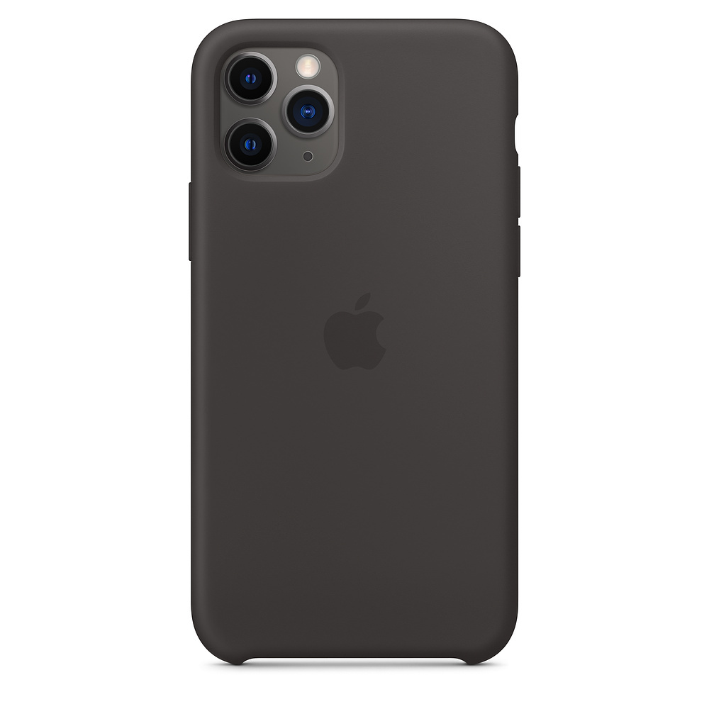 APPLE Coque de protection pour iPhone 11 Pro - MWYN2ZM/A - Noir