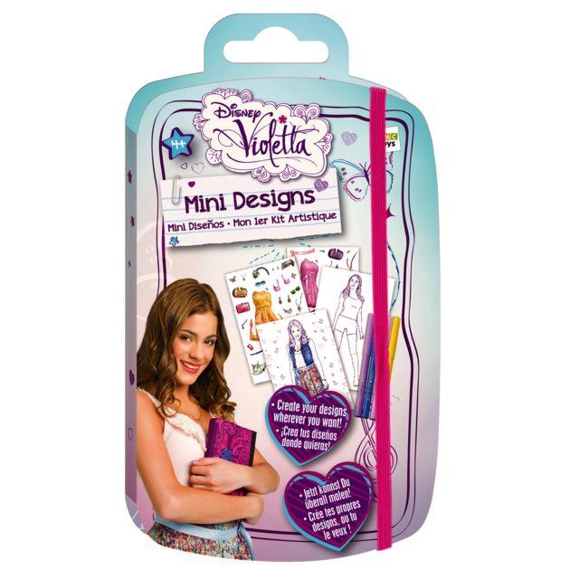 Imc Toys - Mon premier kit artistique Violetta