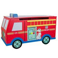 TEAMSON KIDS - Coffre à jouets Fire Engine