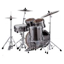 Pearl - Batterie Export Fusion 20'' 5 fûts - smocky chrome